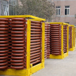 Fuel Saving Coal Refuses Fired CFBC Power Plant Boiler Economizer