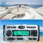 Marine Boat Stereo Combo Quality Flush DVD/MP3/CD/USB/Radio player