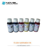 New Sublimation 6 Colors Heat Resistant Ink For Epson