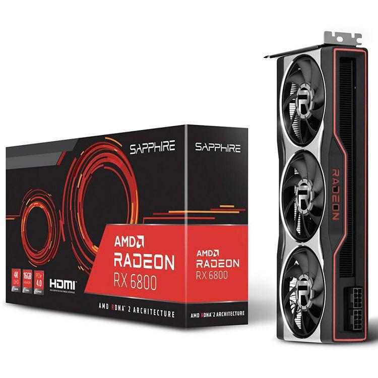 BUY 10 GET 10 FREE AMD Radeon RX 6800 XT93.5%Navi 211825/2250 MHz16GB GDDR6300W