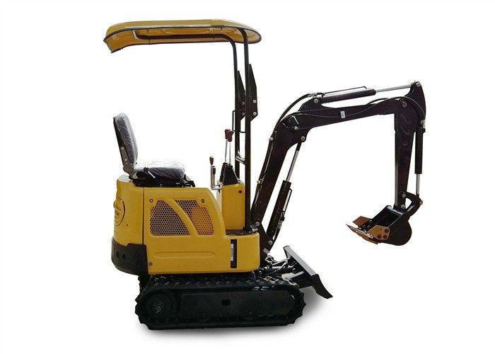 1.3TPilot operation of small excavators/mini bagger excavator