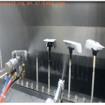Auto Parts Spray Coating Production Line/Automatic Spray Coating Equipment