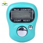 Quranmakka Islamic Finger Tasbeeh Plastic Digital Tally Counter for Muslim