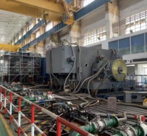 Ship propulsion motor