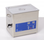 10L Stainless Steel Industrial Ultrasonic Parts Cleaner with CE RoHs