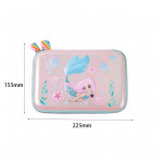 EVA Pen Pouch Stationery Box Laser 3d Pencil Case For Students