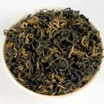 ZSL-BB-004M Flavored Organic Pure Tea Leaves Curled Bub Red QU YA Black Tea