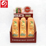 Wholesale private label skin care refreshing natural hand whitening cream