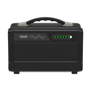 3000W Large Capacity Lithium Generator Portable Solar Power Station