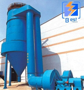 Ash catcher bag dust collector used air duct cleaning equipment for sale