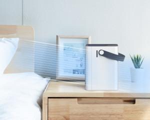 Evaporative air cooler personal Desktop Air Conditioning Fan