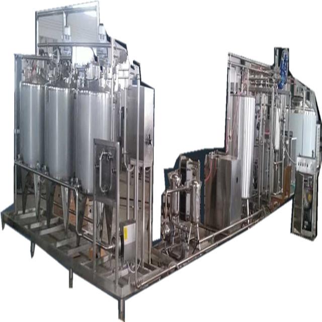 high efficiency soy milk filling machine