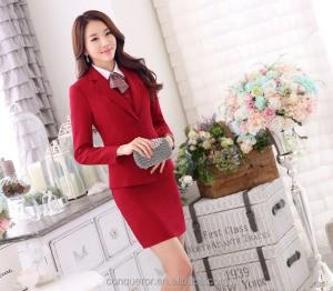stewardess hotel bespoke uniform SHL567