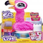 Little Live Pets Gotta Go Flamingo  Interactive Plush Toy