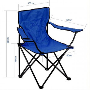 Folding Camping Chair With Custom Logo