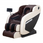 Full Body SL and S Track 4D Zero Gravity Home rolling balls cheap music massage massage chair