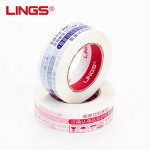 bopp acrylic stationery tape office stationery tape self adhesive tape offer printed logo