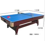 International Standard solid wood with slate 7ft 8ft 9ft billiard snooker table