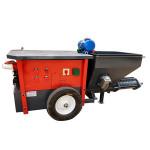 Spraying Machine Cement Mortar Mixing Pumping Screeding Grouting Spraying Wall Plastering Rendering Machine