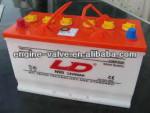 12V DIN44 dry car battery