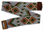 Seed Beads stretch Beads Belts BLT-219