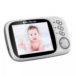 Smart Auto VOX 3.2'' LCD Display Wireless Video Baby Monitor VB603 With Digital Camera