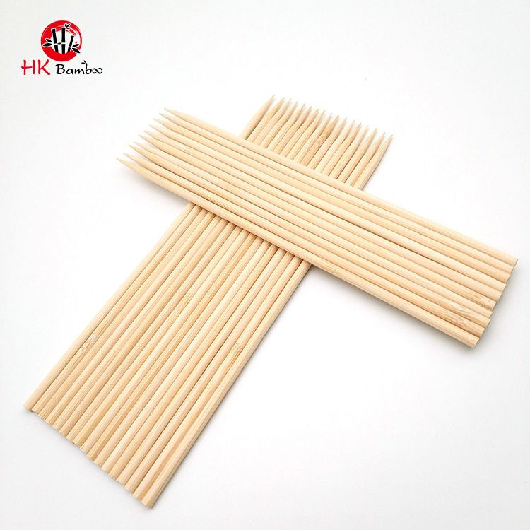 Import Round Bamboo Skewer from China