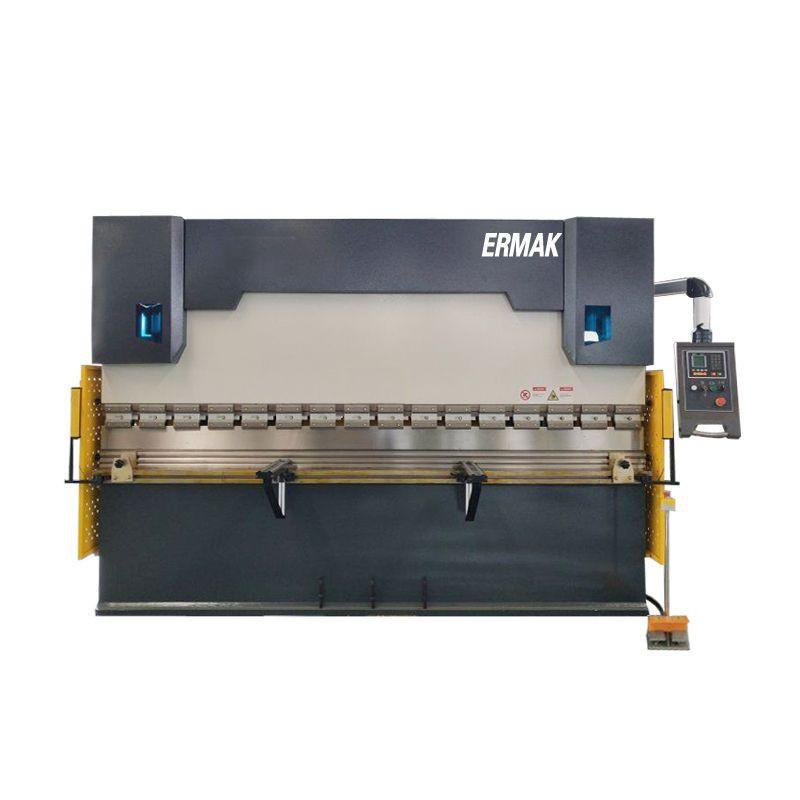 WC67Y 100 125 160 200 250 300 ton 3200 electro hydraulic servo Plate Metal Bending CNC Press Brake Machine