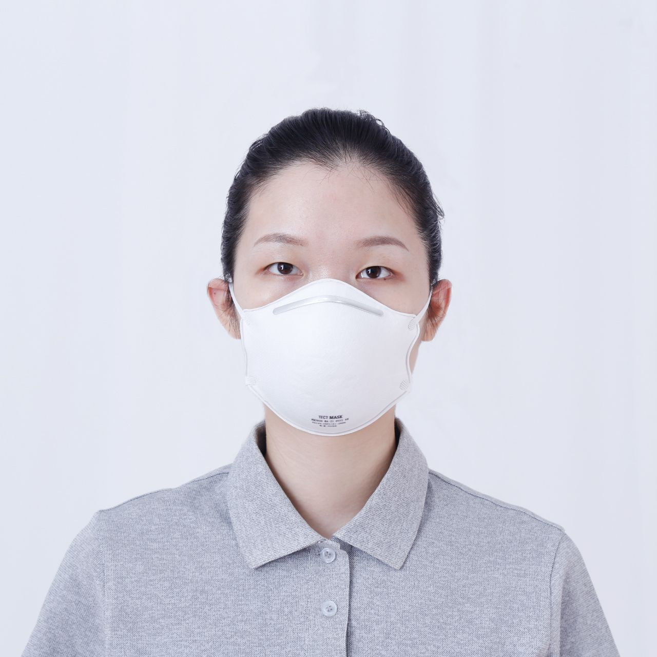 Particle filtering Respirator