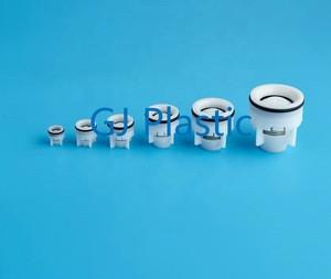 Faucet Diverter Ceramic Core Disc Cartridge Single Handle Double Control Series Single Handle Single Check Angle Hi-tech CDC11-1