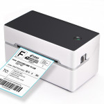 High Quality 3 Inch 80mm USB  Desktop Thermal Barcode Sticker Label Printer for Logistics Shipping