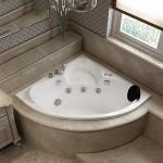 Perfect outdoor round hot tub spa massage swimming whirlpool bathtub