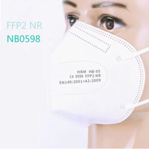 Non-Medical Protective FFP2 Face Mask for Anti-virus with BFE 99.5%