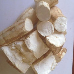Dry Tapioca or Cassava Chips from Thailand