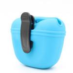Free Shipping Outdoor training dog pockets Silicone training dog bag outdoor dog food bag pet supplies