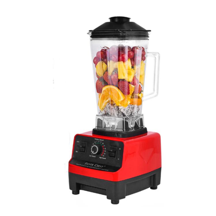 Industrial SILVER crest blender heavy duty commercial juicer blender