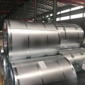 zinc aluminum  magnesium coated steel coil