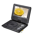 2020 New Arrival 14 inch Portable dvds Player With Game Function