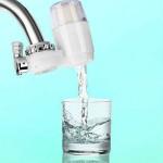 Faucet water filter purifier  ceramic cartridge tap faucet water purifier kitchen water tap purifier