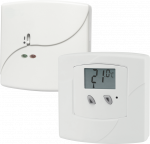 HVAC System Room Control RF Wireless Programmable Thermostat (868MHz) RT48 RT48R