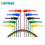 Stimulation cable Colorful Test Hook cable for Multimeter Electrical Test