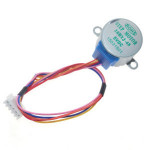 ULN2003 5V 4-phase 5-wire stepper motor gear motor 28BYJ-48-5V Micro Mini 4 Phase 5 Wire Electric Step Motor for PIC 51 AVR