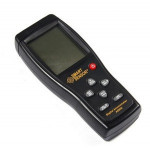 0.3-45M/S USB Digital Anemometer Wind Speed Air Velocity high Temperature Measuring air flow Meter