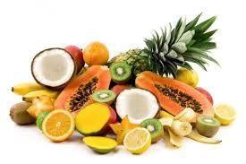Frutas típicas, frutas tropicais, frutas congeladas, polpas