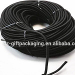 5 mm Black Stretch Bungee Cords