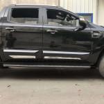 High quality Car accessories exterior decoration RANGER door moulding cover trim