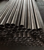 ASTM B337 B338 Titanium seamless and welded pipe for heat exchanger
