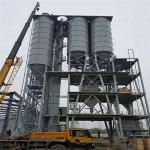 10-12t/h Automatic Dry Mortar Mixer Plant Ceramic Tile Adhesive Mortar Production Line