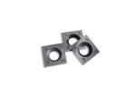 14*14 Woodworking Tungsten Carbide Blades Carbide Insert Knives  Carbide Reversible  Planer Insertfor woodworking