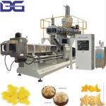 Fabricated Potato Chips Snack Pellet Making Machine 3d Fryums Extruder Machine